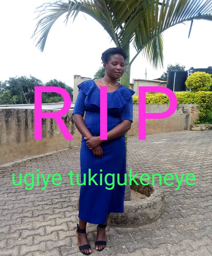 Nyiringabo Claudine wari ufite ubukwe mu kwezi gutaga kwa Kanama