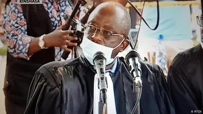 RDC: Raphael Yanyi waburanishaga urubanza rwa Vital Kamerhe ...